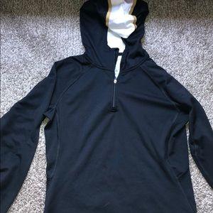 Nike Pro Combat half zip jacket